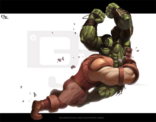 World War Hulk vs Juggernaut