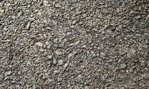Creatively Used Gravel Texture