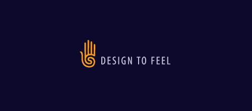 Design to Feel Logo