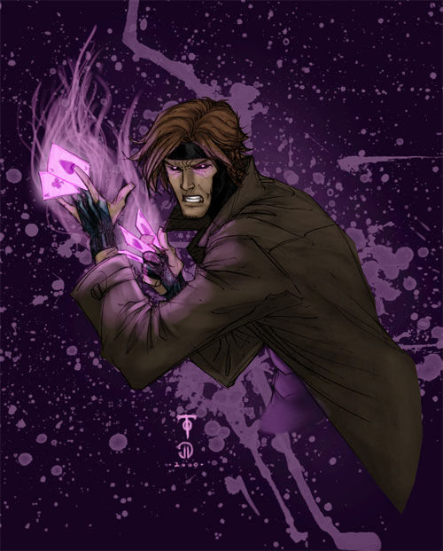 Marcus To's Gambit colored