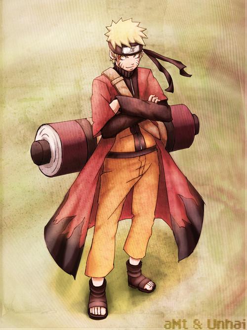 Naruto: Really Growth