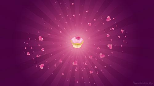 Expressive Valentine Wallpaper