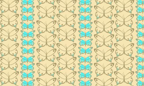 Butters Butterfly