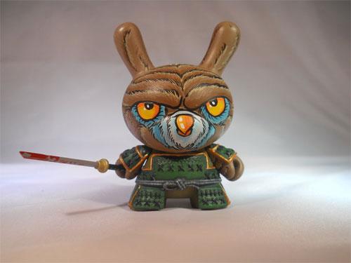 samurai owl