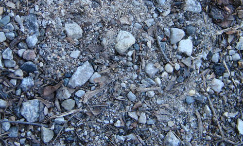 Attractive Gravel Texture