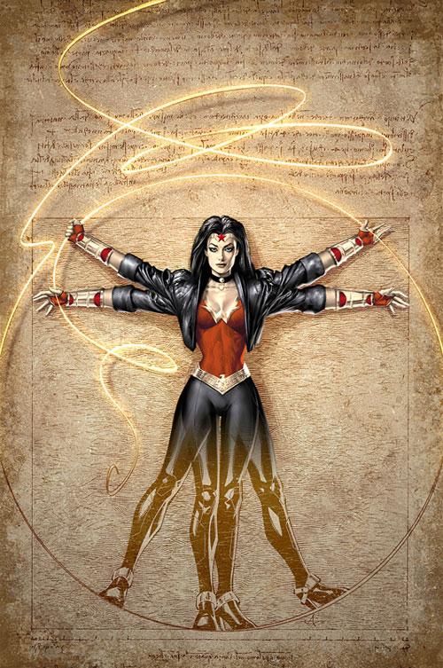 Wonder Woman No. 604