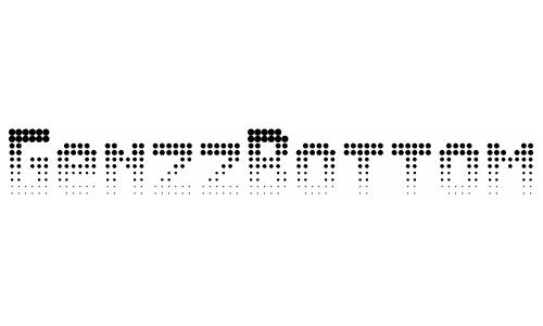 GenzzBottom Regular font