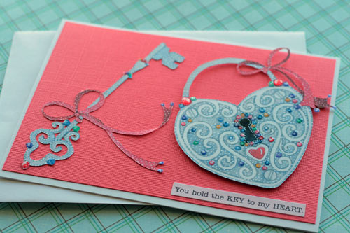 Fabulously Done Valentines Cards