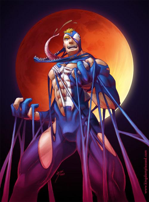 Blood Moon Venom