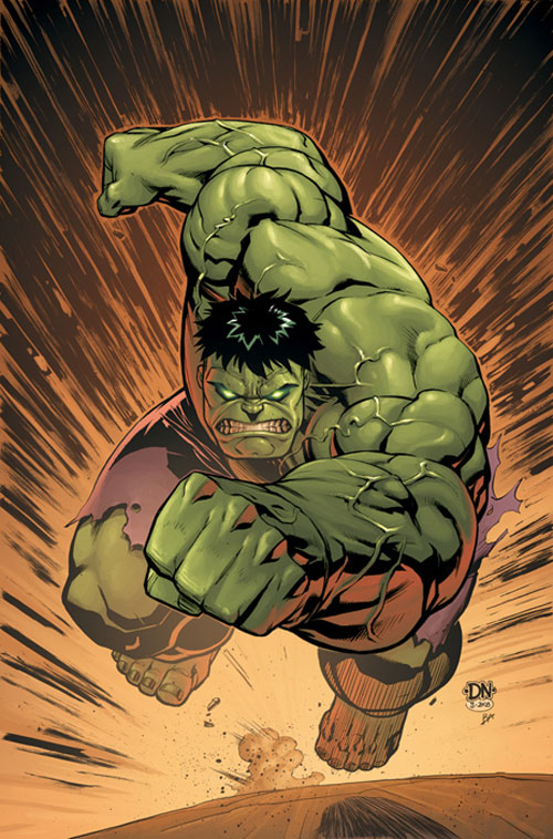 MA: HULK No. 14 Cover