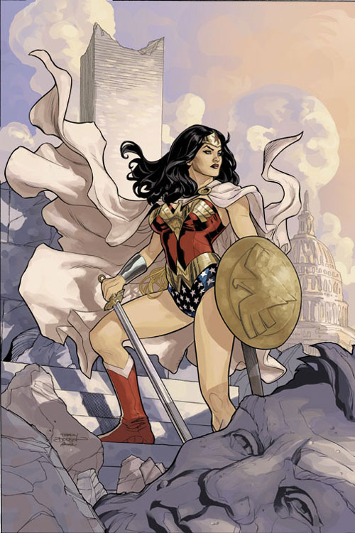 Wonder Woman 13 Cover
