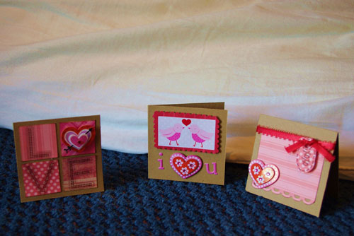 Lovely Valentines Cards