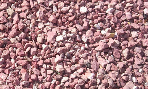 Eye-Catching Gravel Texture