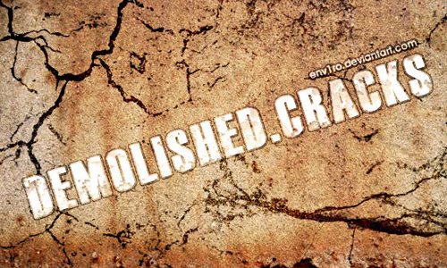 Demolished Cracks