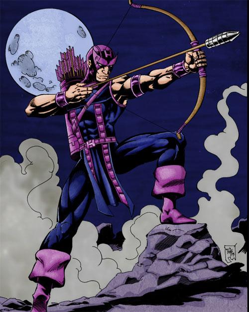 ARTGK's Hawkeye