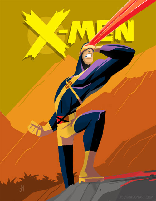 Cyclops Faux Cover