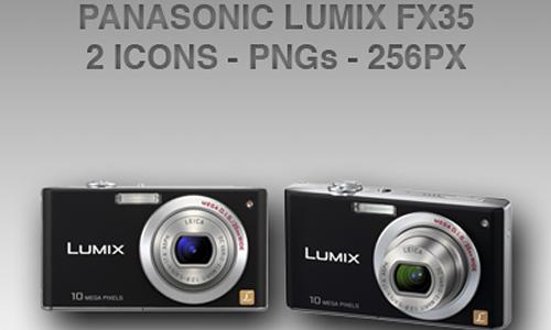 FX 35 ICONS