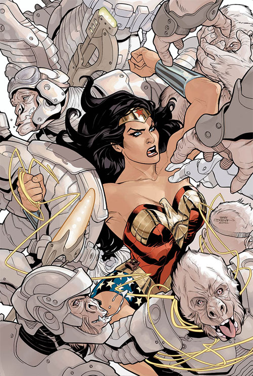 Wonder Woman 14 Cover Final