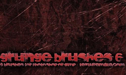 Grunge Brushes 6