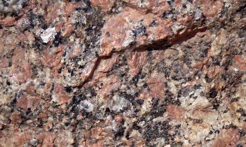 Red granite 7