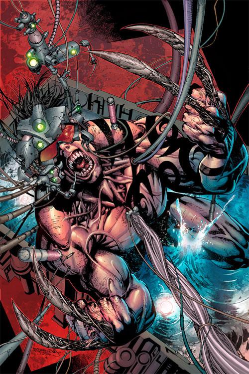 Wolverine Origins 36