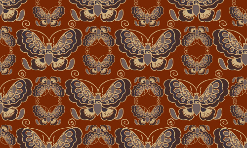 Lacquer Butterflies