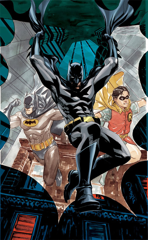 Batman Detective 866 cover