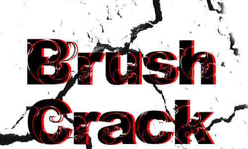 Brush Crack