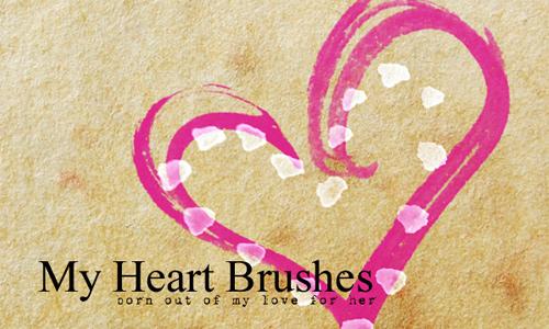 My Heart Brushes