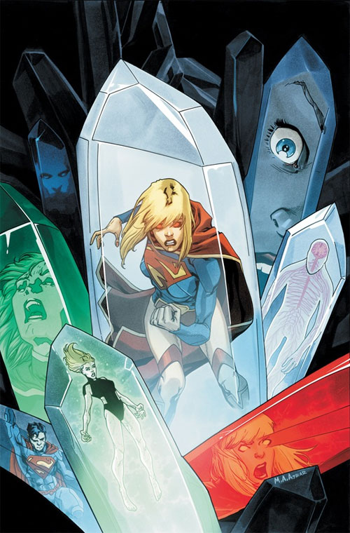 Supergirl 4 Cover