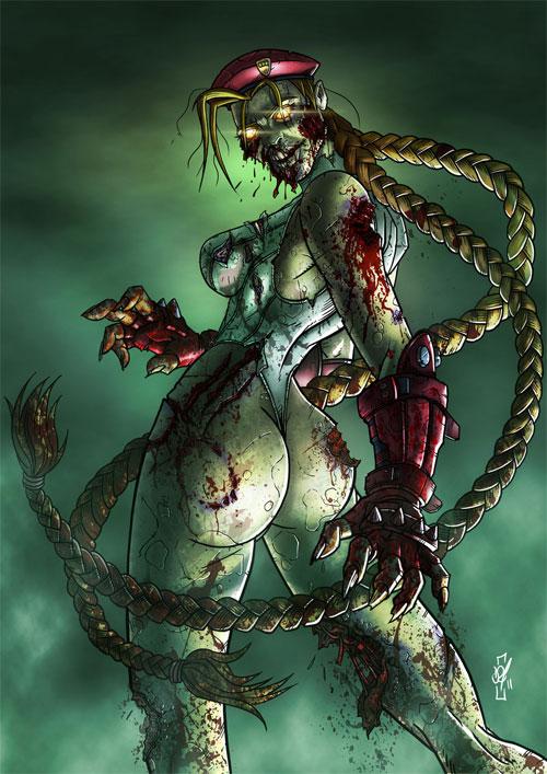 Zombie Cammy