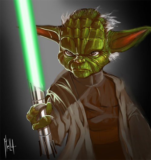 master yoda color semi final
