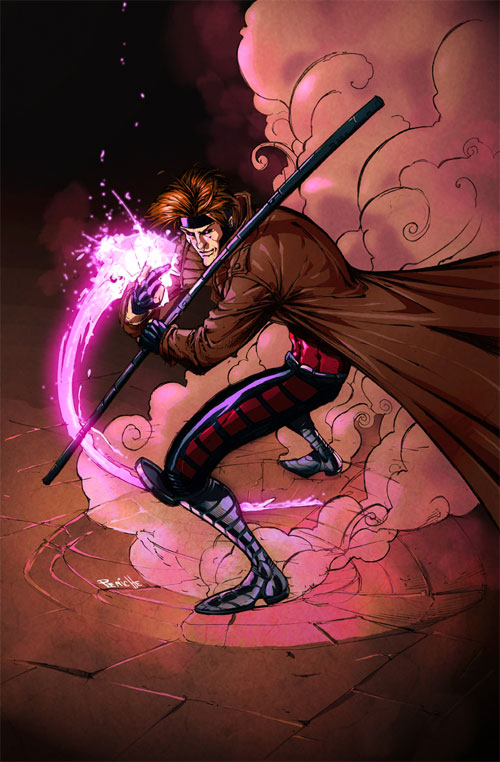 Gambit Fresh Out colors