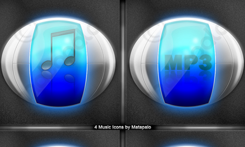 Music Icon Pack - download now