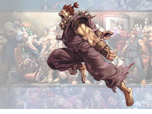 Street Fighter 1024x768