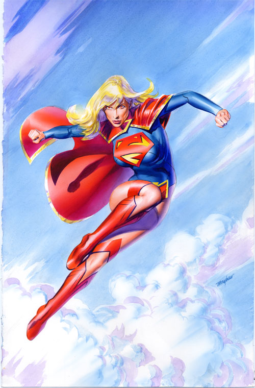 Supergirl Commission