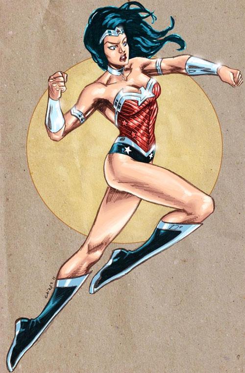 Wonder Woman DCnU
