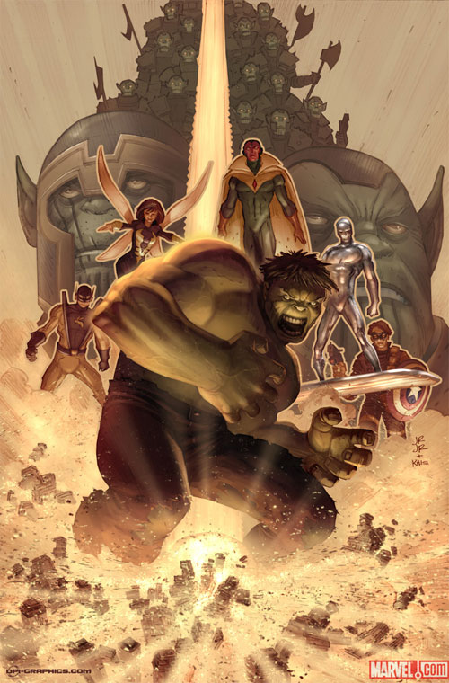 What If? World War Hulk Cover