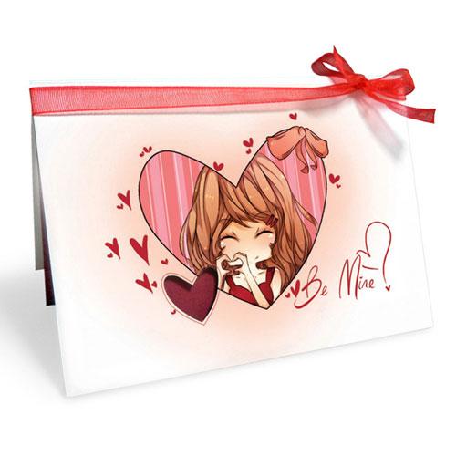 Fascinating Valentines Card