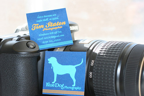 Superb Photography Business Card