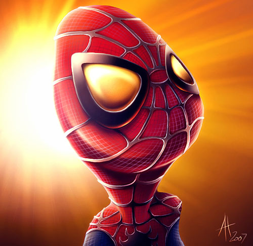 Cute Spiderman