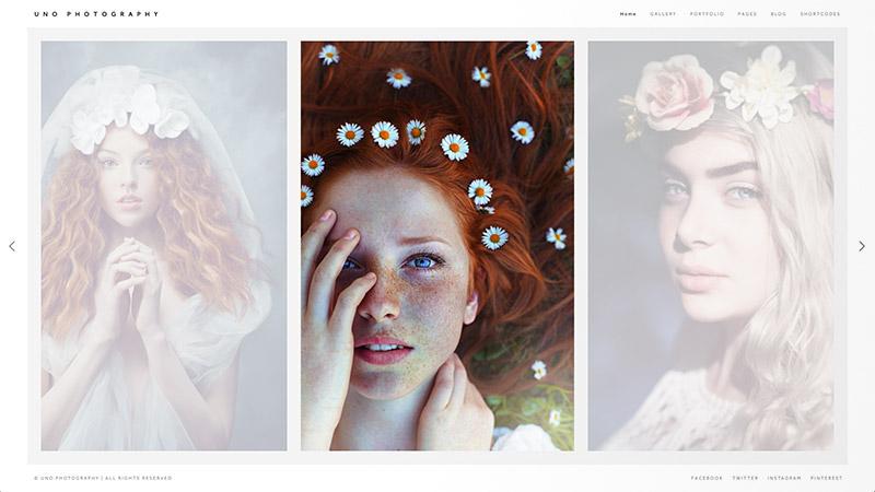 creative photo portfolio