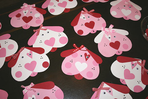 Full of Love Valentines Card