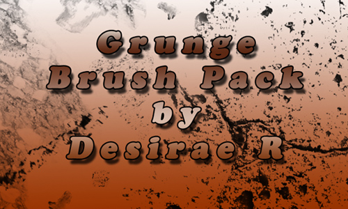 Grunge Brush Pack