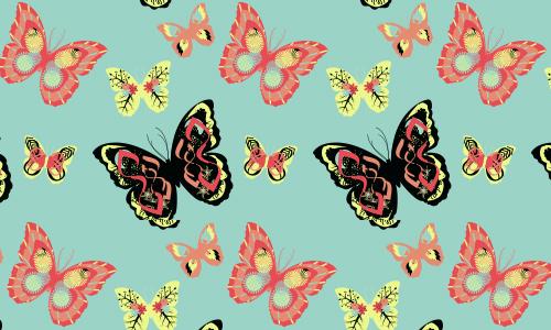 Bergamo Butterfly