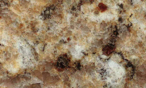 Brown White Granite