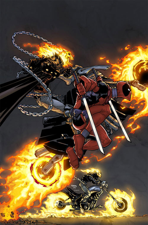 Deadpool team up 897