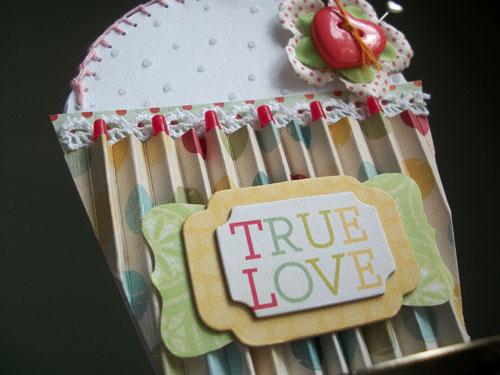 Simply Nice Valentines Card