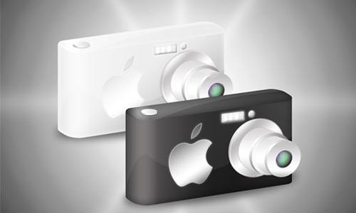 Apple Camera icons