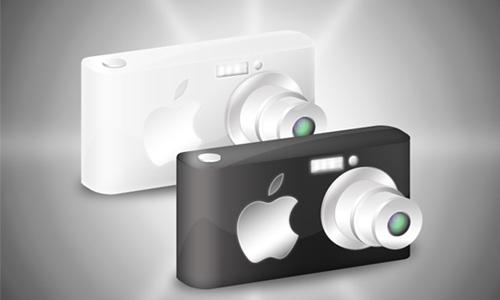 Apple Camera icons